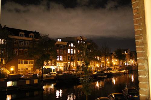 Apartment Amsterdam View