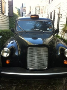 London Cab For Sale