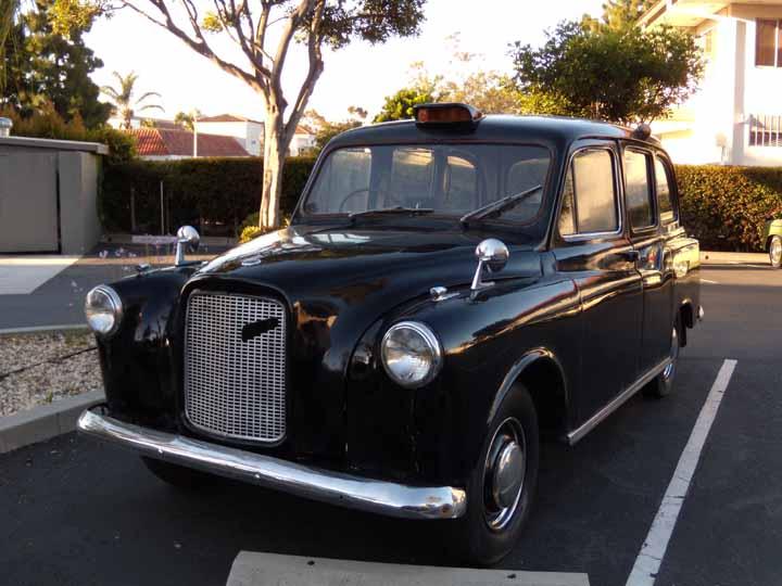 another black cab for sale in the us 1967 fx4d. Black Bedroom Furniture Sets. Home Design Ideas