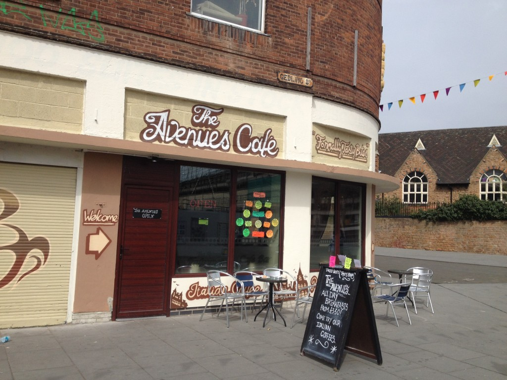 The Avenues Cafe Sneinton