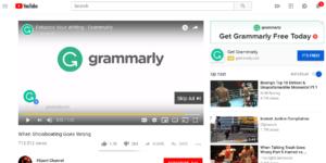 GrammarlyYouTubeAd